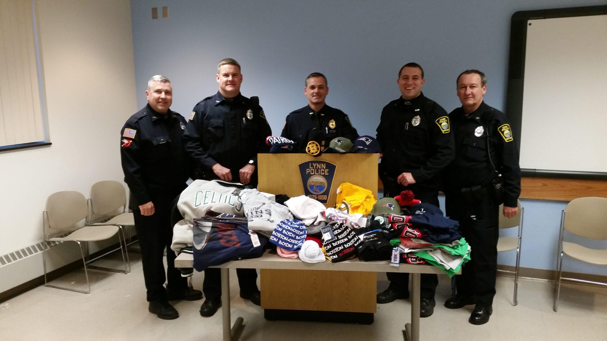 Lynn Police Association Joins Donation Efforts