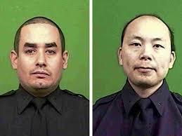 In Memoriam: Detectives First Class Rafael Ramos and Wenjian Liu NYPD