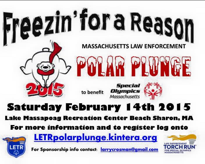 Freezin' for a Reason Polar Plunge