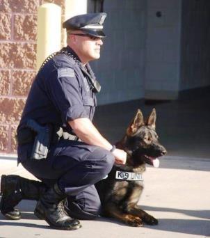 RIP K9 Kozmo — Yarmouth Police Department